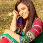 Gauri original name is Divya Malik