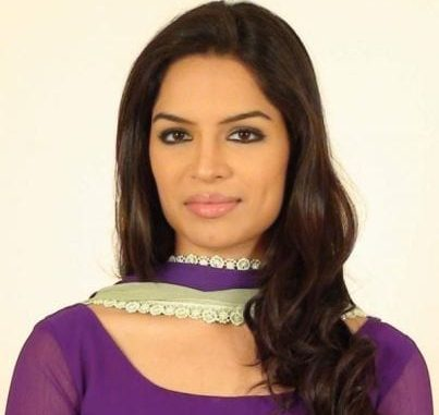 Karuna Shekhawat/Shahana Rasin Malik original name is Shikha Singh