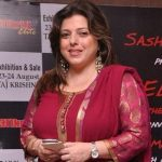 Kavita Verma original name is Delnaaz Irani