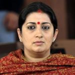 Mani original name is Smriti Irani