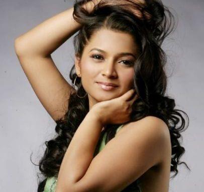 Radha original name is Ekta Tiwari