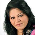 Rajrani original name is Rekha Rao