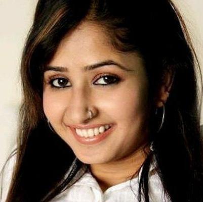 Laajo Bhardwaj/Trishna original name is Sana Sheikh