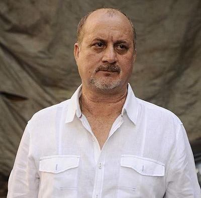 Anand Prakash original name is Raju Kher
