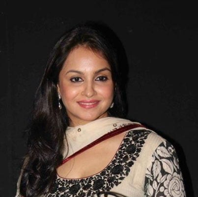Anandita Ram Ahuja / Anu original name is Gurdeep Kohli