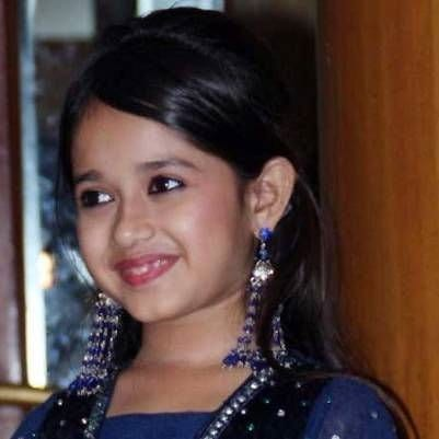 Avanti as a kid original name is Jannat Zubair Rahmani