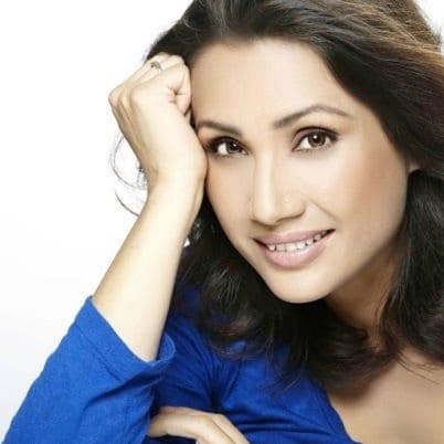 Gayatri original name is Sujata Sanghamitra