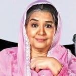 Gomti Devi Vatsal aka Farida Jalal