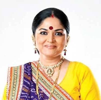 Krishna Ravi Patel a.k.a. Krishnaben Khakharawala original name is Indira Krishnan