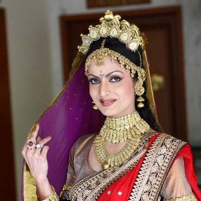 Princess Chandrakanta original name is Shikha Swaroop
