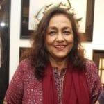 Priya's mother aka Bharti Jaffrey