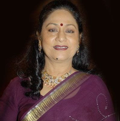 Rajmata Mrinalini Devi original name is Aruna Irani