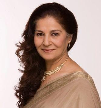 Rani Ambika Devi Raghuvanshi/ Dadi sa original name is Suhasini Mulay