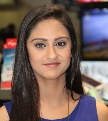 Sakshi Karan Modi original name is Krystle D'Souza