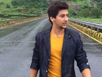 Shivaji Raje Bhosale original name is Paras Arora