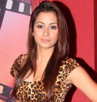 Aanchal original name is Madhura Naik