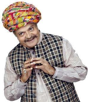 Mansukh Lal Shah/Bapuji original name is Arvind Rathod