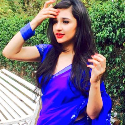Siyali Rajput original name is Sanaya Pithawalla