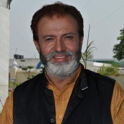 Subedar Singh original name is Shivendra Mahal