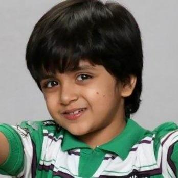 Young Karna original name is Vishesh Bansal