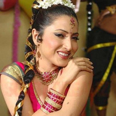 Amrapali original name is Pooja Bharti