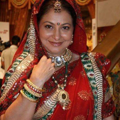 Aparna original name is Smita Jaykar