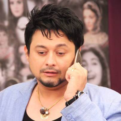 Child Krishna original name is Swapnil Joshi