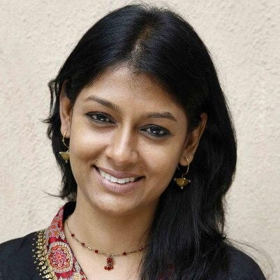 Giribaala original name is Nandita Das