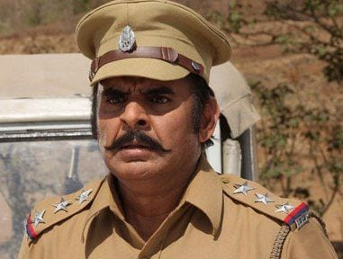 Inspector Sarkar original name is Ravi Jhankal