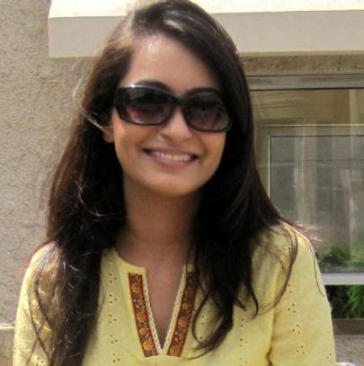 Kakul Samman Chaudhary/Damini original name is Anisha Kapur