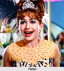 Monica Stevens original name is Helen Richardson