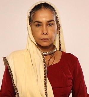 Radha original name is Surekha Sikri
