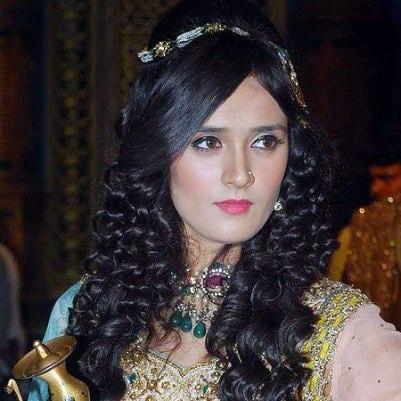 Razia Sultan original name is Pankhuri Awasthy