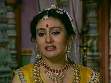 Sita original name is Deepika Chikhalia