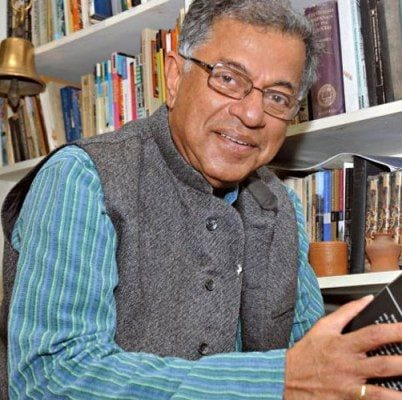 Swami's father original name is Girish Karnad