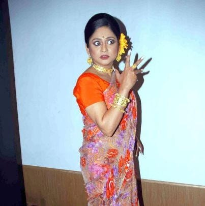 Vibhuti's Mother original name is Manju Brijnandan Sharma