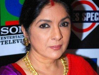 the wife original name is Neena Gupta