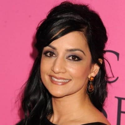 Kalinda Sharma real name is Archie Panjabi