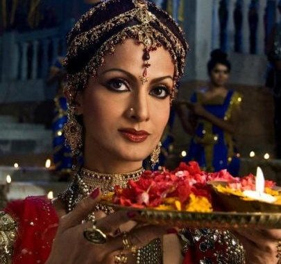 Maharani Chandrakanta original name is Shikha Swaroop