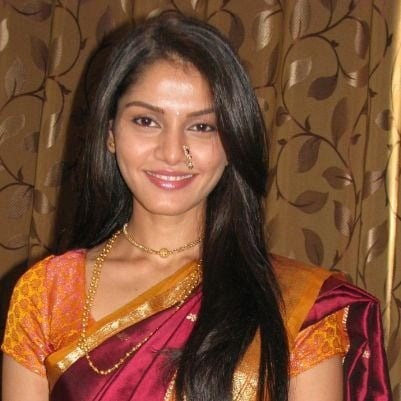 Priyanka original name is Sonali Nikam