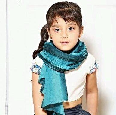 Kaali original name is Sargam Khurana
