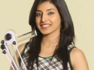 Sanyukta Aggarwal original name is Harshita Gaur
