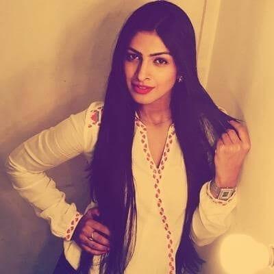 Agent Swati aka Swati Rajput