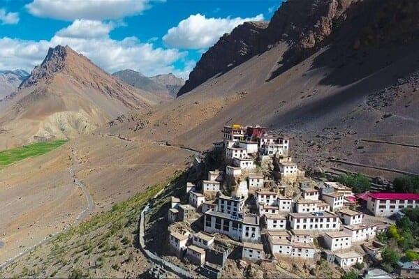 Key Monastery, Himachal Pradesh