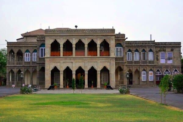 Nilambagh Palace, Bhavnagar