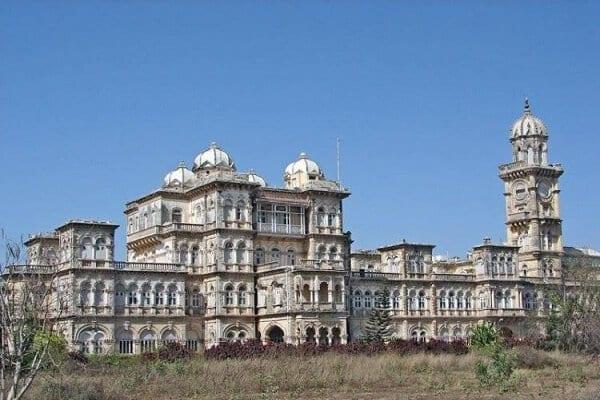 Pratap Vilas Palace, Jamnagar
