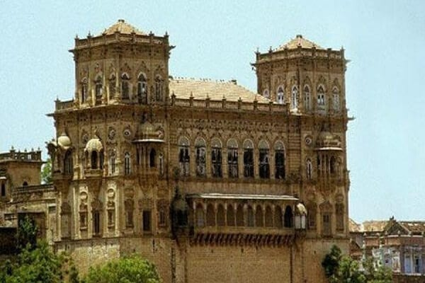 The Naulakha Palace, Gondal