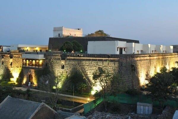 Jadhavgarh Fort, Pune