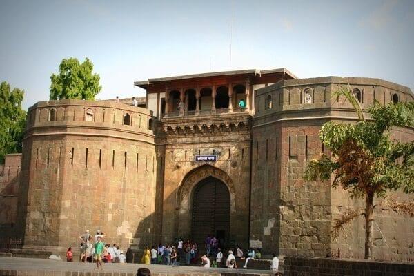Shaniwar Wada Fort, Pune
