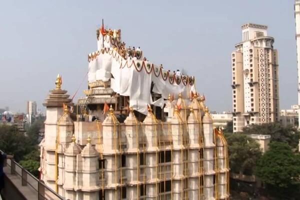 Siddhivinayak Temple, Prabhadevi